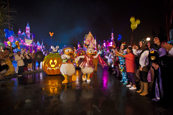 Mickey's Halloween Party Tickets Resell for Up to $200 Online