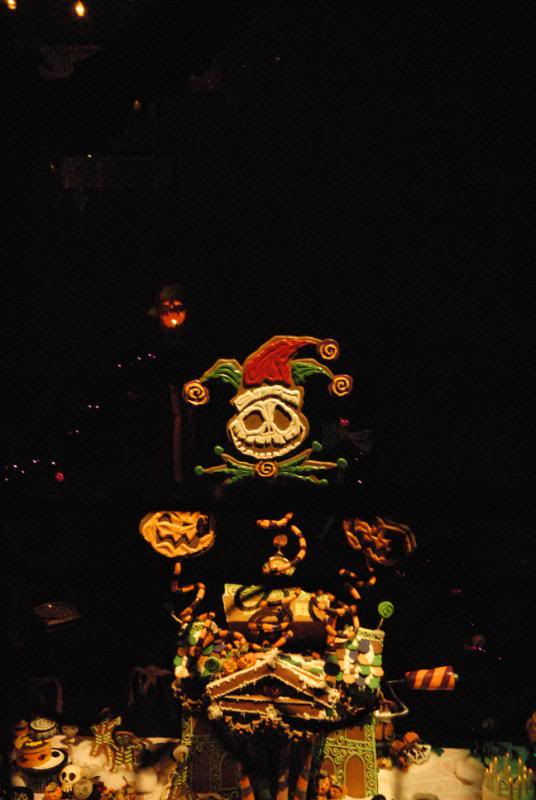 Haunted Mansion Holiday Gingerbread House Dad Logic