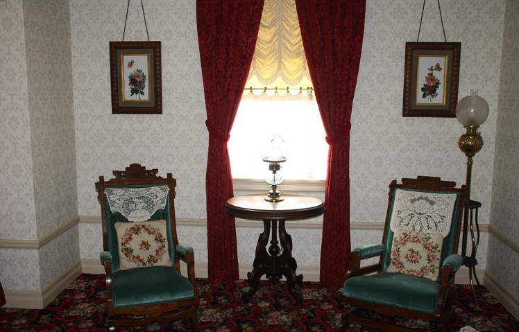 Walt Disney's Main Street Apartment