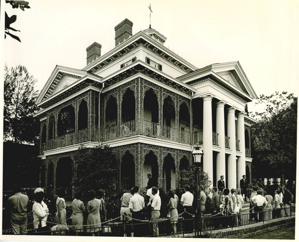 Haunted Mansion 1969
