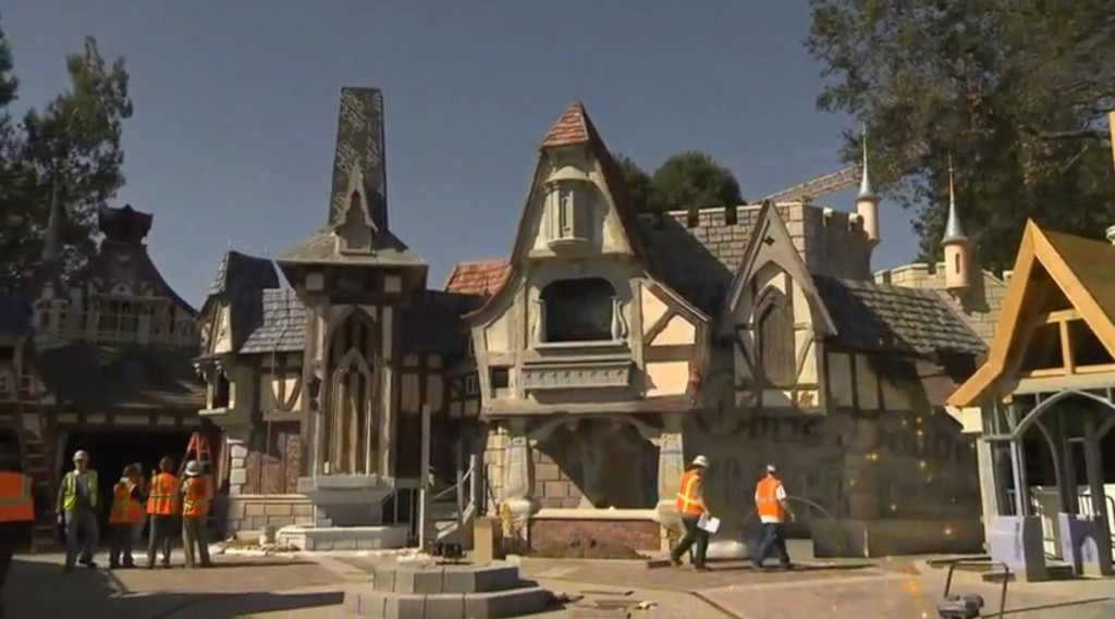 The Disneyland princesses will have a new home at Disneyland when Fantasy Faire opens on March 12. The storybook village, located just outside of Sleeping Beauty Castle, will become the permanent home for the classic Disney princesses like Cinderella and Princess Aurora (Sleeping Beauty).