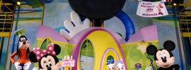 "When Disney Junior – Live on Stage! reopens this week, it will include two new segments with characters from ""Doc McStuffins"" and ""Sofia the First."" The show gets updated periodically to include the latest characters from the Disney Channel. My son enjoyed the ""Little Einsteins"" and ""Handy Manny"" parts of the show, so I know they will be missed. But it is nice that Disney is making an effort to bring in new characters to keep the experience fresh."