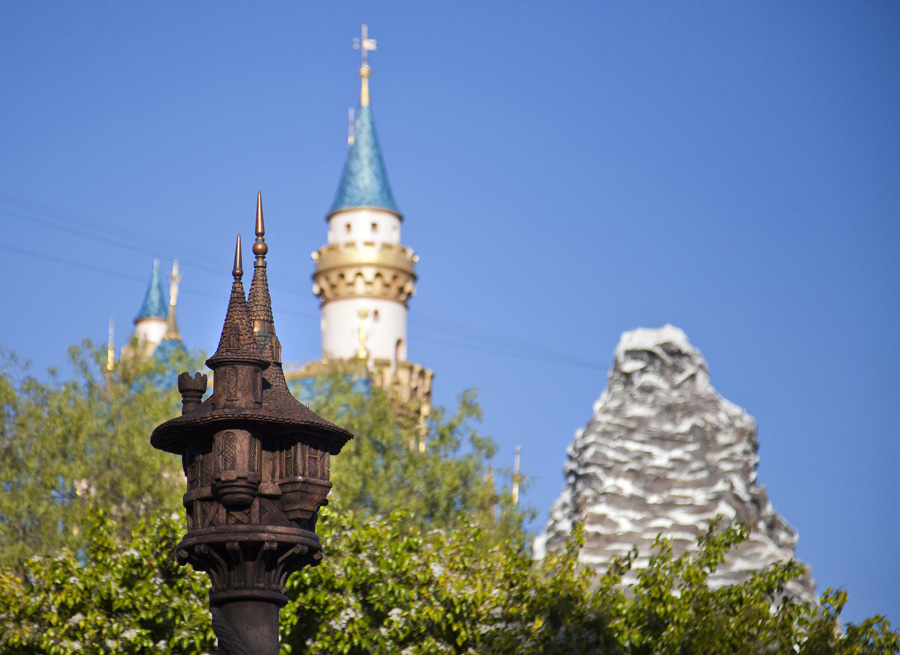 The Disneyland princesses will have a new home at Disneyland when Fantasy Faire opens on March 12. The storybook village, located just outside of Sleeping Beauty Castle, will become the permanent home for the classic Disney princesses like Cinderella and Princess Aurora (Sleeping Beauty). As construction nears completion, we are getting a look over the wall at what is in store.
