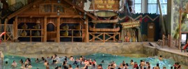 Everyone wants a good deal on a vacation and I often get questions from parents who are looking for discounts on a Great Wolf Lodge trip. The hotel and water park occasionally run special promotions like a 48-hour sale or Groupon, which gives you the biggest savings. There are many ways to save on a regular visit as well. Below are a few tips to finding the lowest rates.