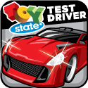 Toy State Test Driver badge