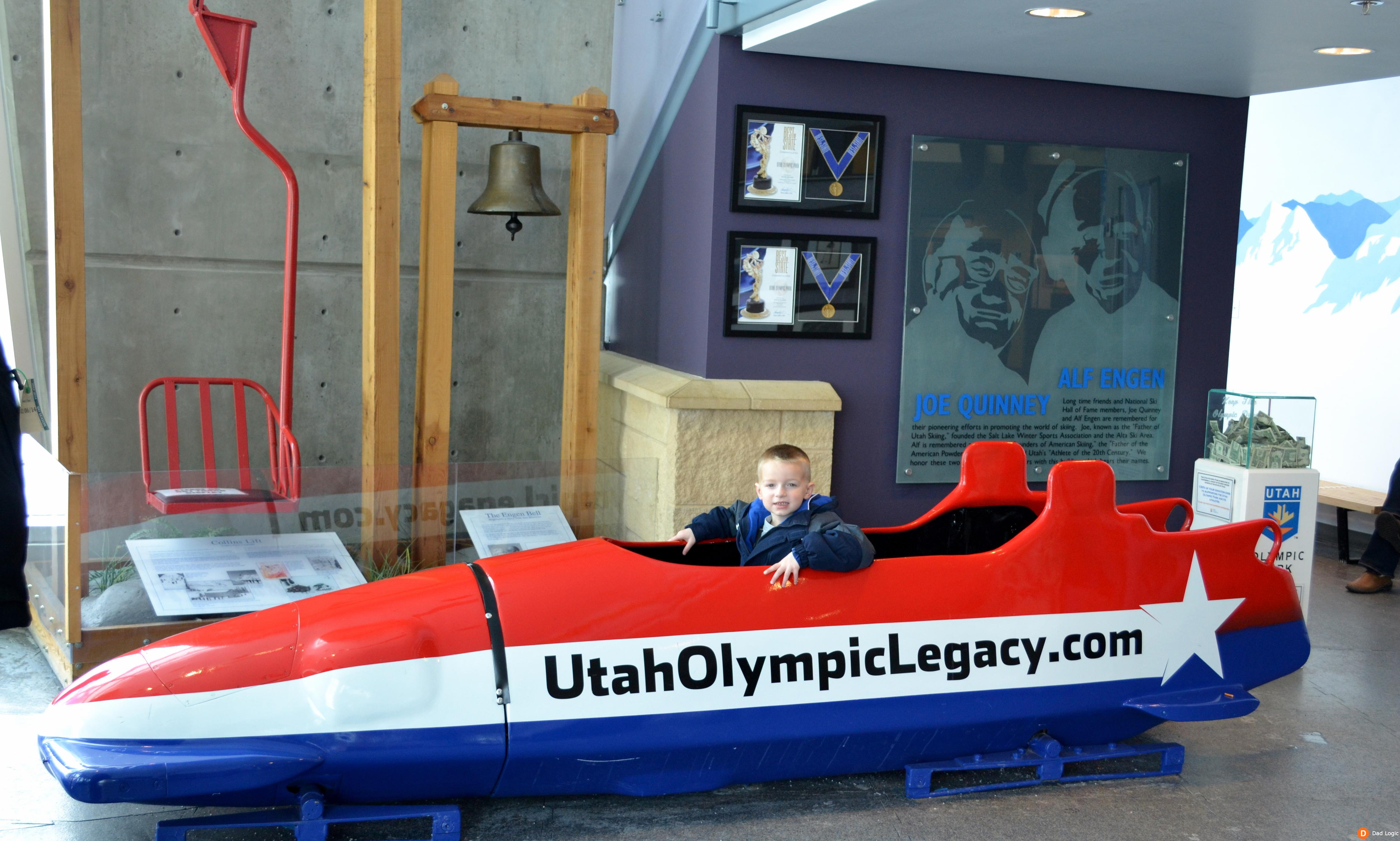 Park City Olympic Museum 01