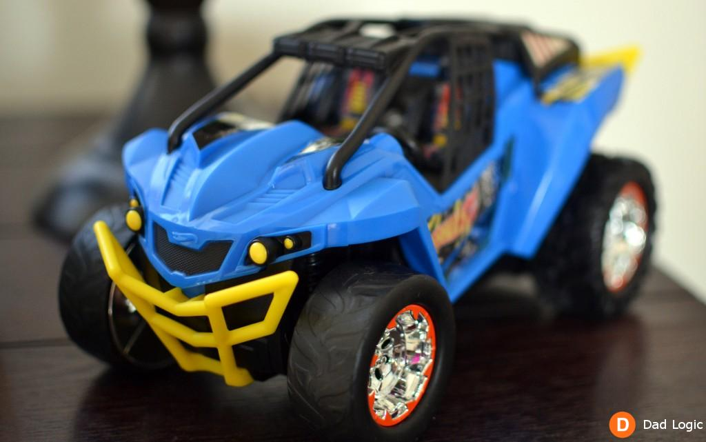 Take the Holidays to New Heights with the Hot Wheels High Jump Frenzy R/C from Toy State