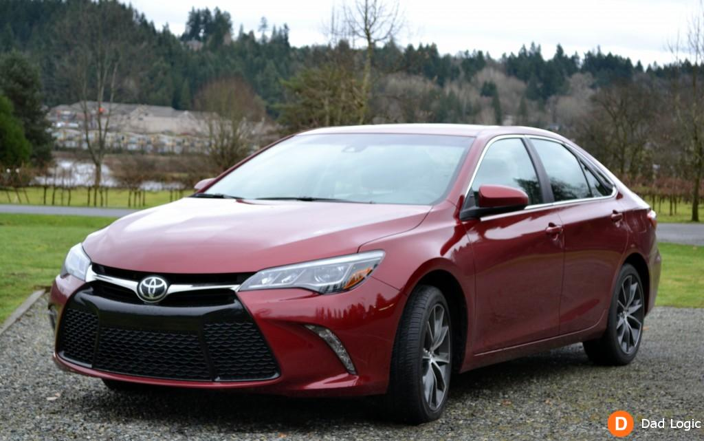 With a Bold New Design the 2015 Toyota Camry Redefines the Family Car