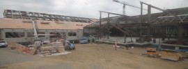 Great Wolf Lodge Southern California Construction Photo