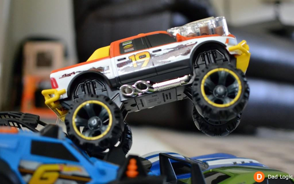 Have a Monster Truck Rally in Your Living Room with the Road Rippers Piston Thumper