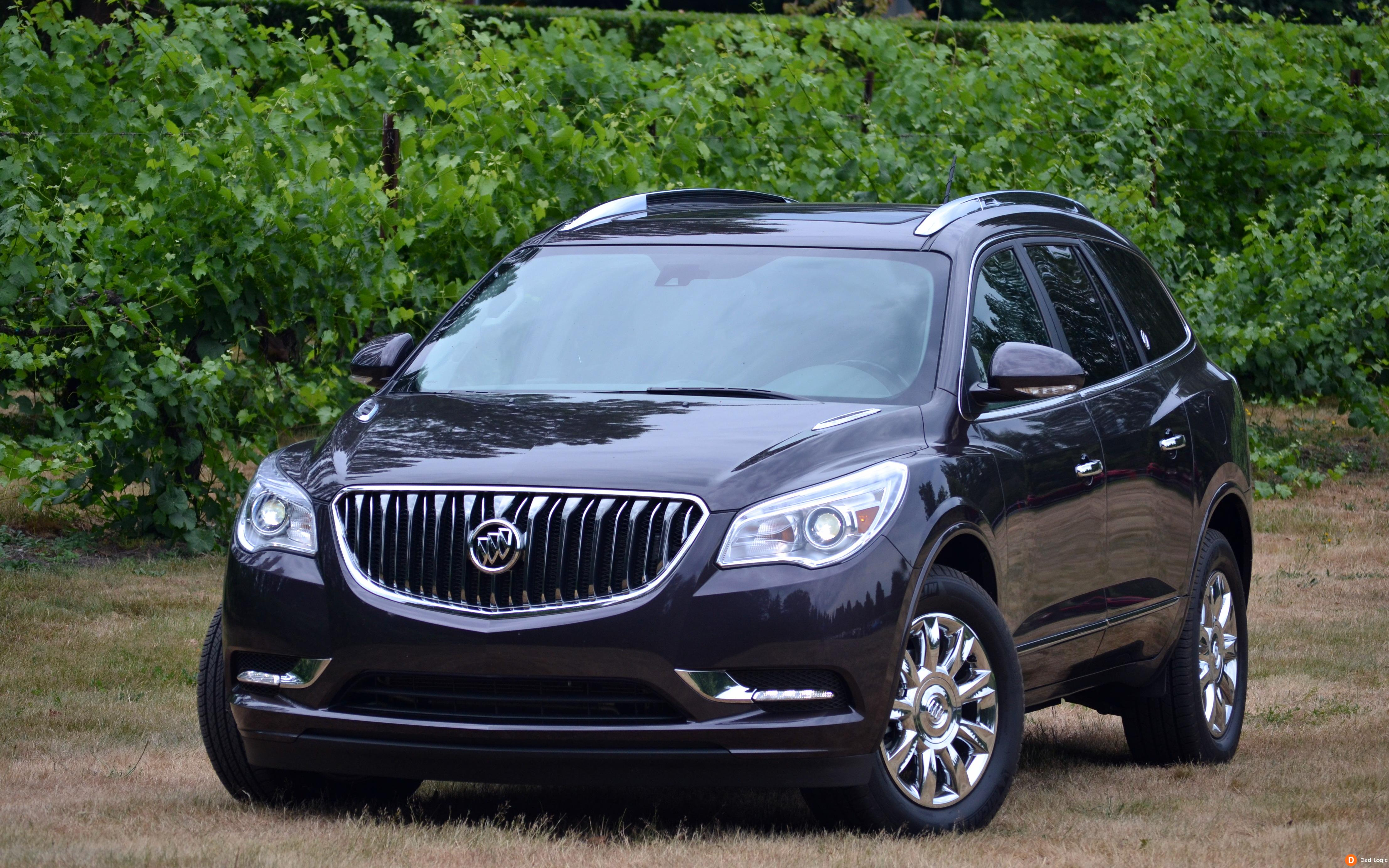 the 2015 buick enclave is a refined way for your family to travel dad logic. Black Bedroom Furniture Sets. Home Design Ideas