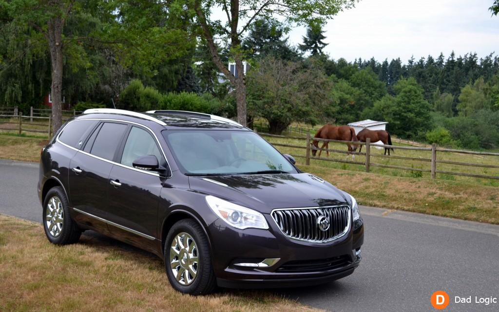 The 2015 Buick Enclave is a Refined Way for Your Family to Travel