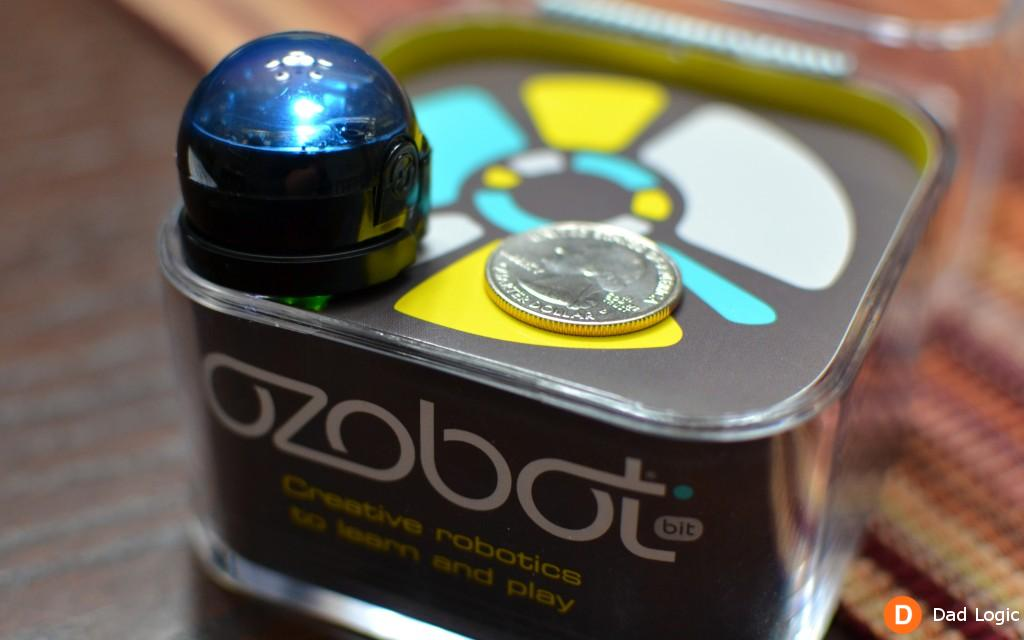 Ozobot Bit is an Amazing Little Robot Your Child Can Program