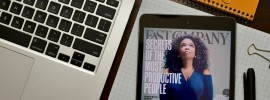 Texture Will Change How You Read Digital Magazines