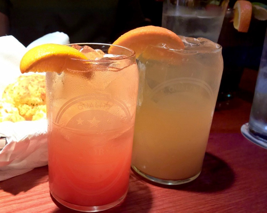 Angry Orchard Drink At Red Lobster