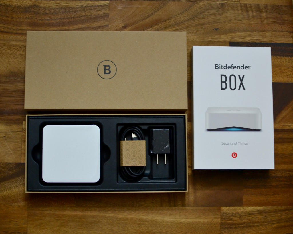 Protect All of Your Electronic Devices from Malware with Bitdefender BOX