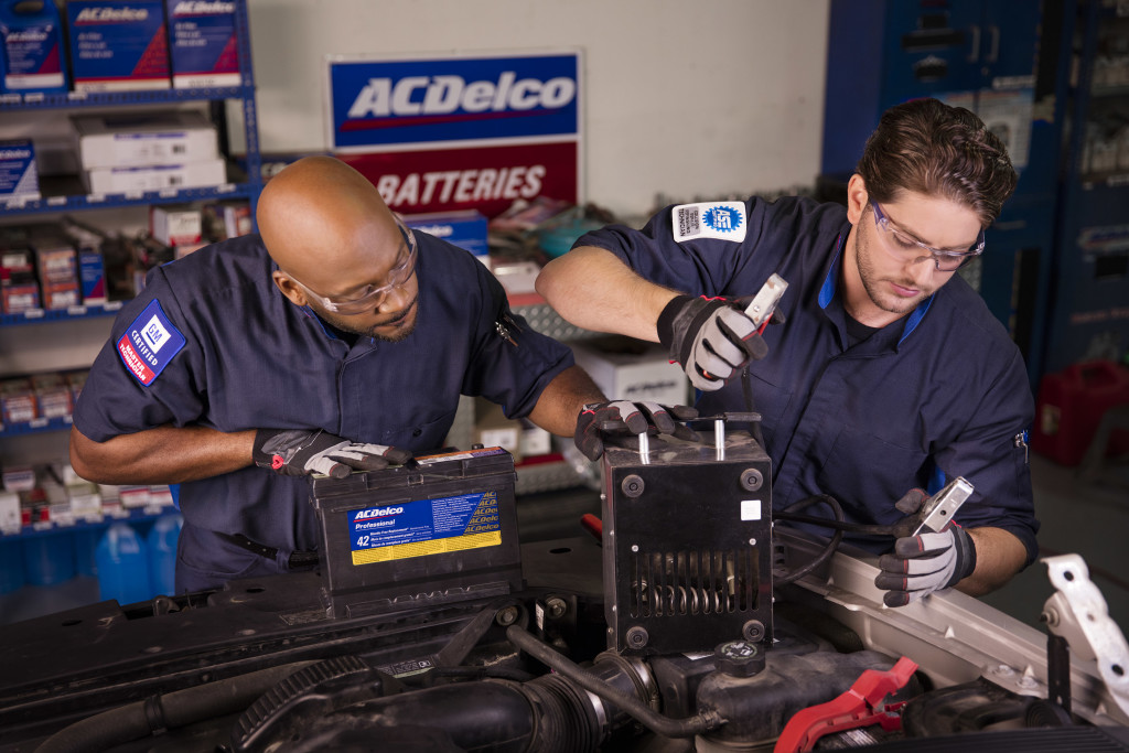 ACDelco battery test