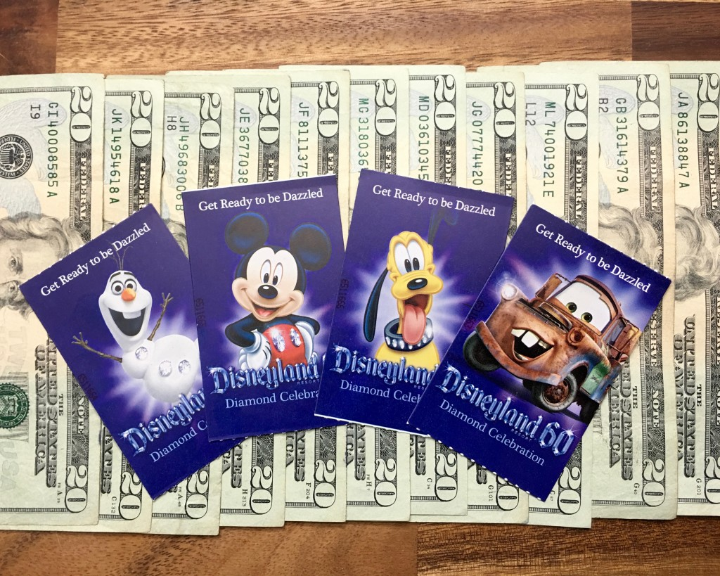 Discount coupons for disneyland