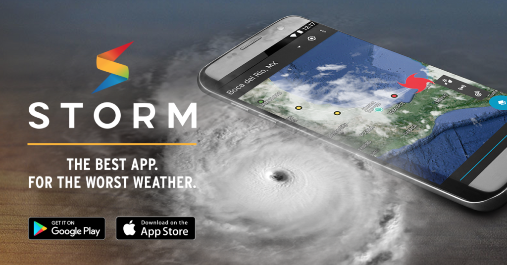 Storm is the Best App for the Worst Weather