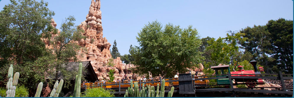 Big Thunder Mountain Railroad to Become an ABC TV Show