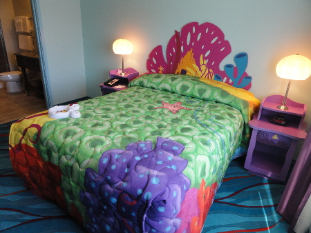 Finding Nemo Family Suites At Art Of Animation Dad Logic