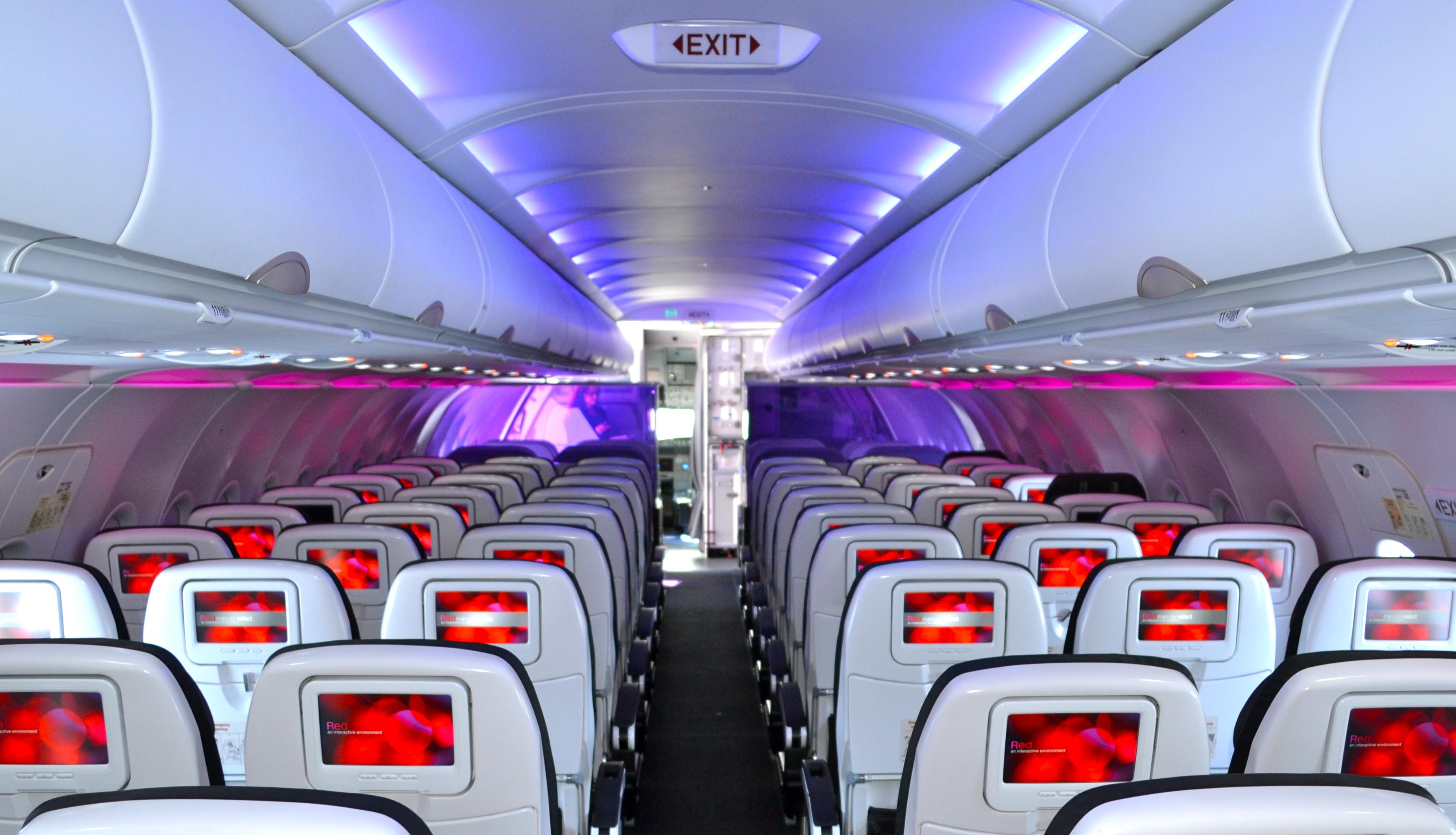 Virgin America Flys Portland To Los Angeles Dad Logic