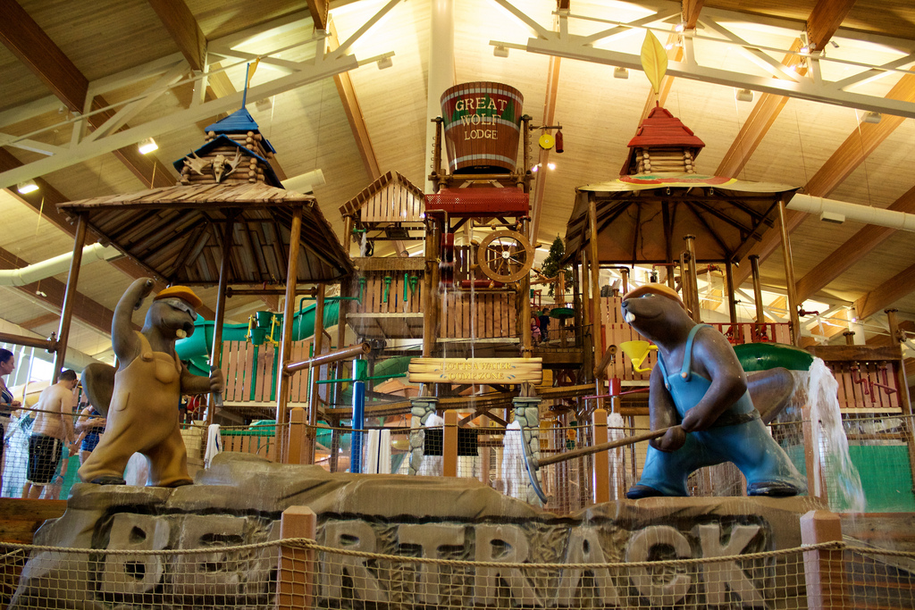 A Peek Inside The New Great Wolf Lodge California Dad Logic