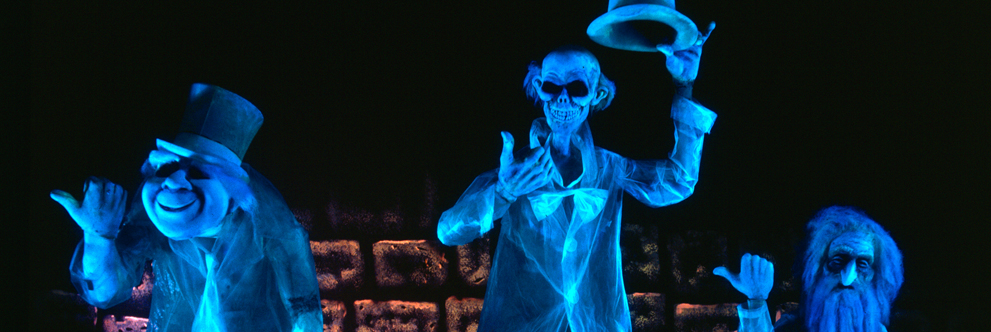 How Does the Disneyland Haunted Mansion Work?