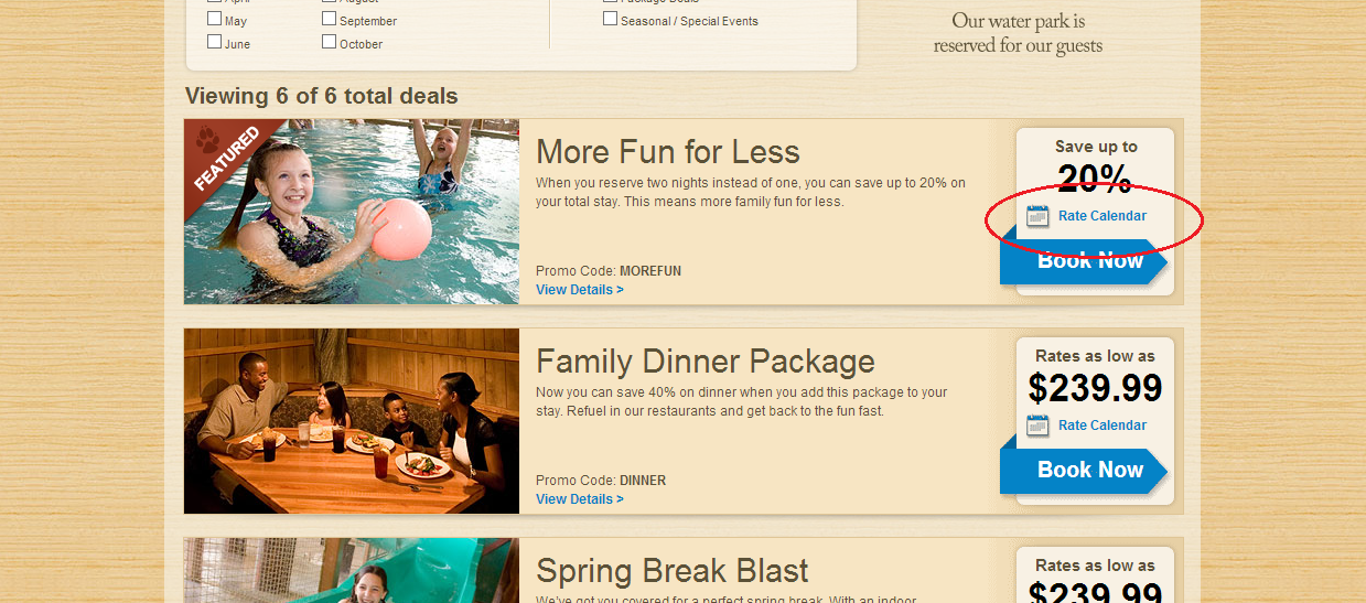 How to Find the Best Deals on Great Wolf Lodge - Dad Logic