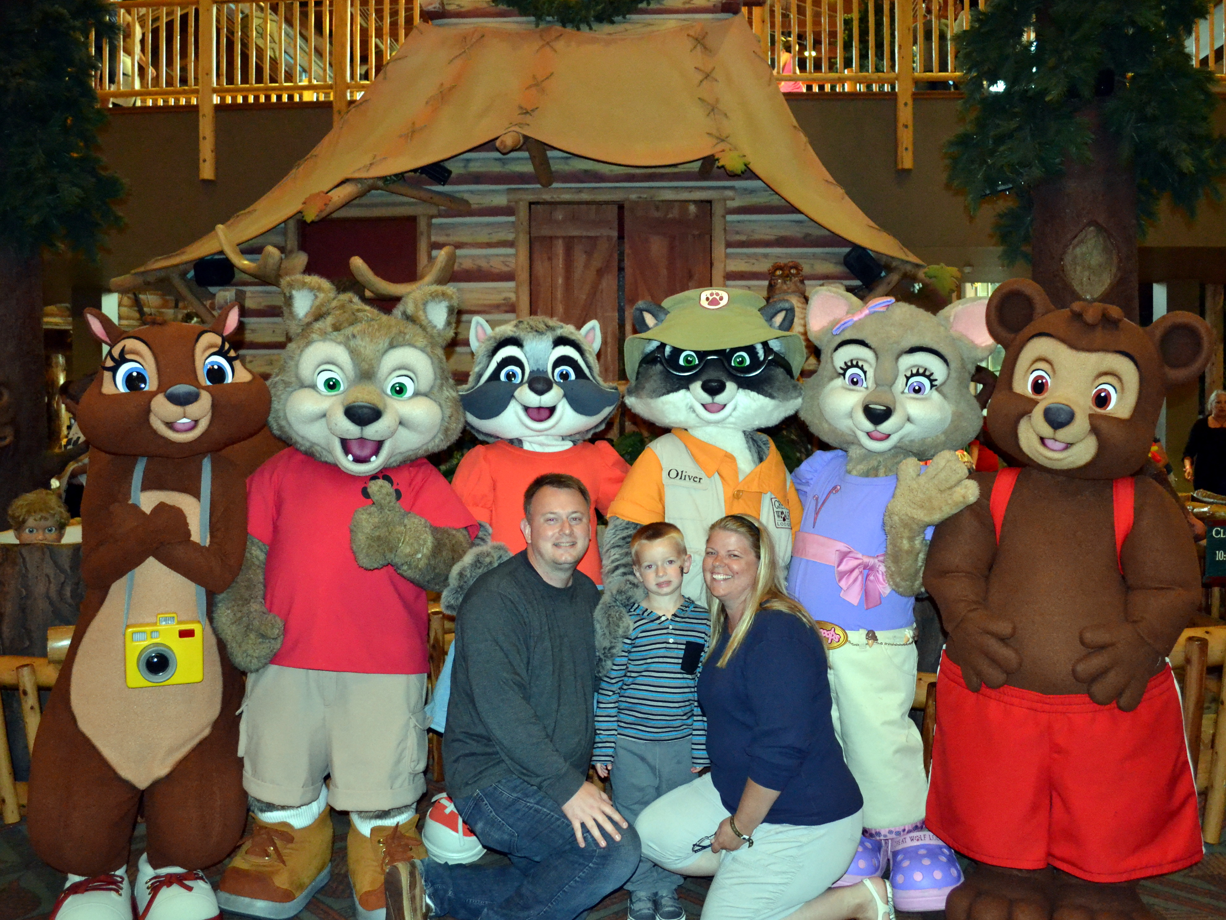 You Could Win A Great Wolf Lodge Vacation For Up To 25 People Dad