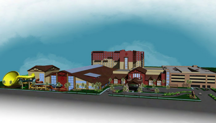 great wolf lodge garden grove concept art - Great Wolf Lodge Garden Grove