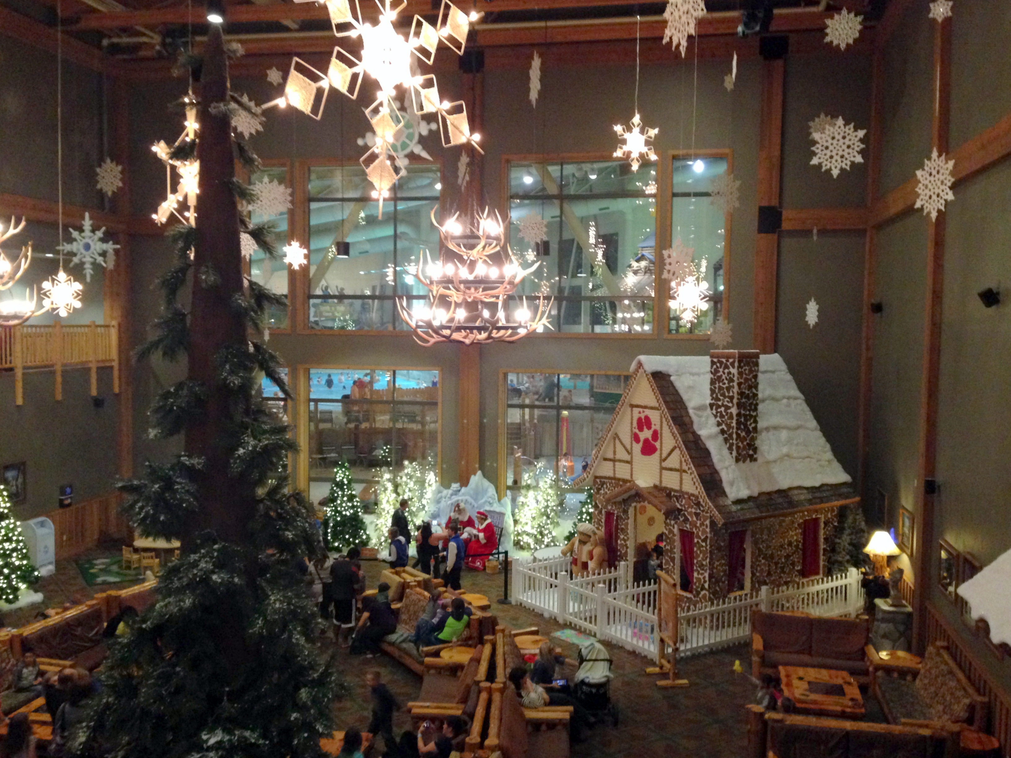 great wolf lodge gingerbread house 2013 grand mound washington 03