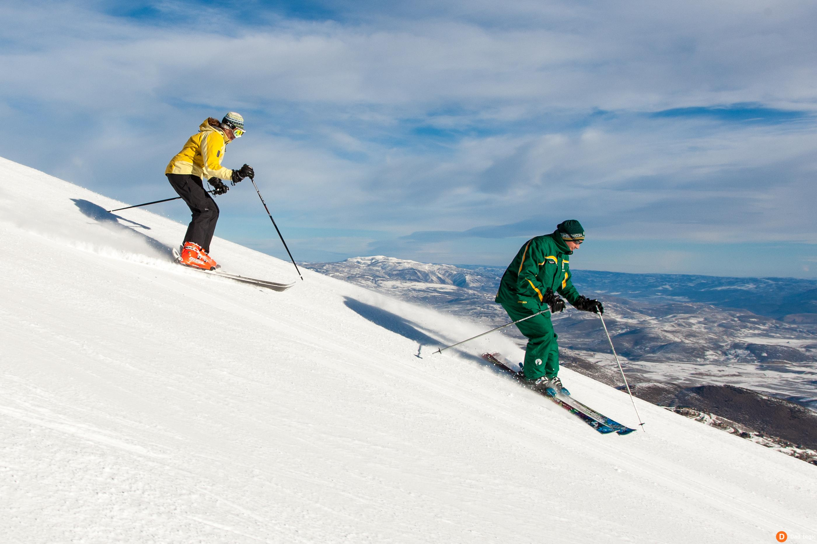 Adult Ski and Snowboard Lessons | Breckenridge Resort