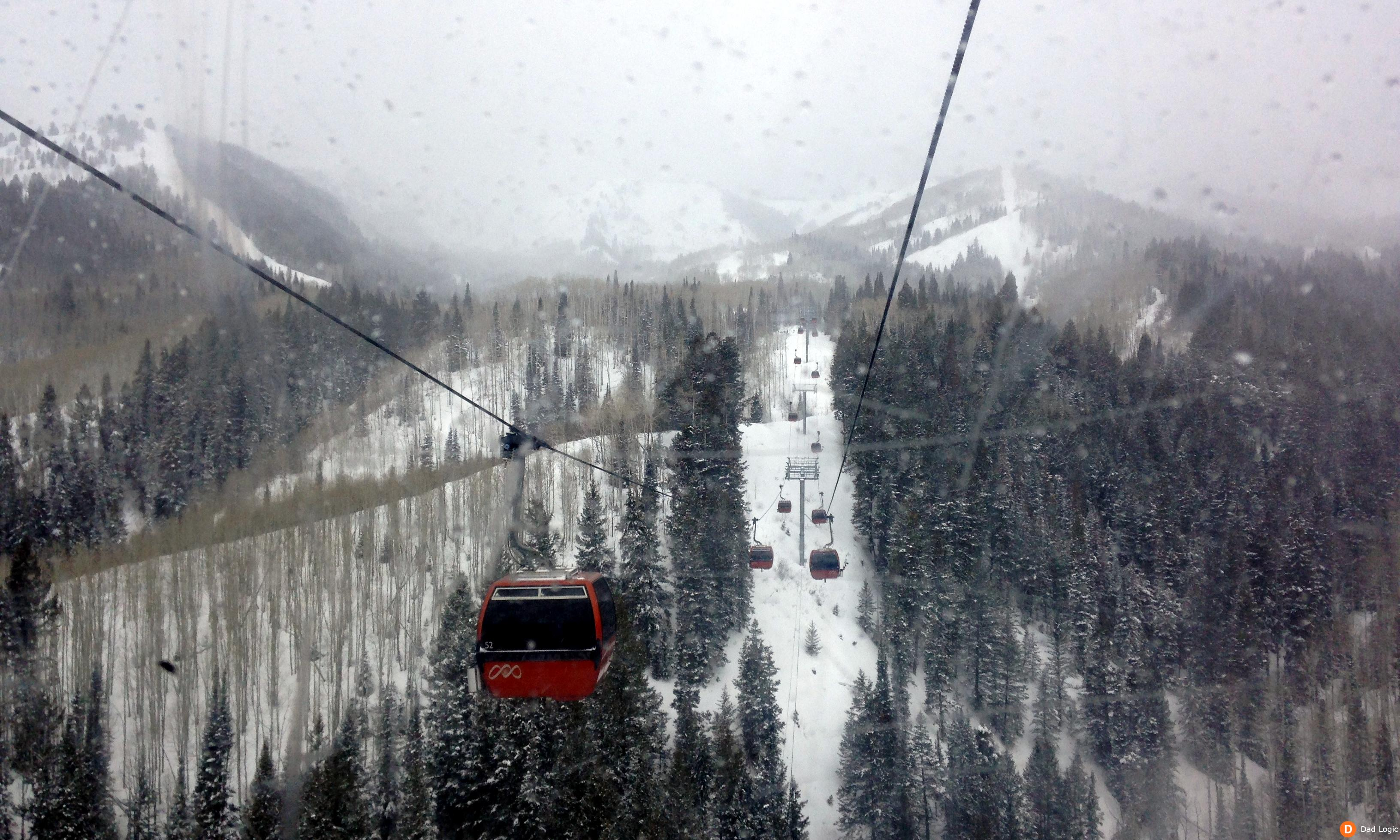 10 reasons why we love the canyons resort in park city utah - dad logic