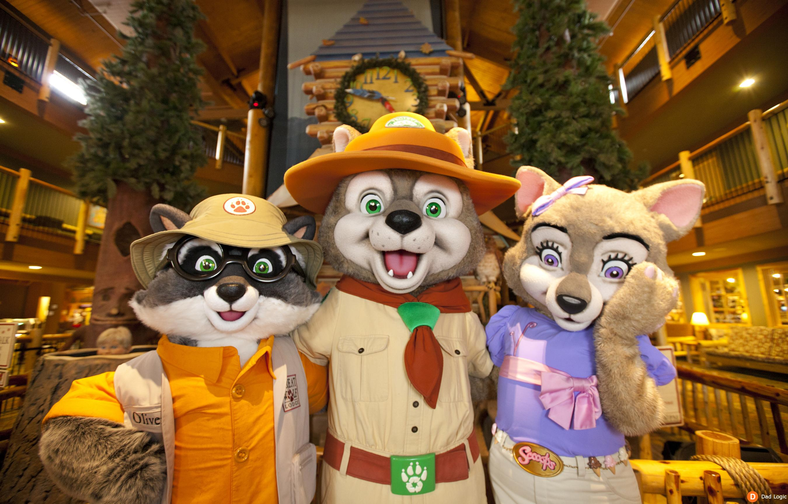 Giveaway Peeps Fun At Great Wolf Lodge For Spring Dad Logic