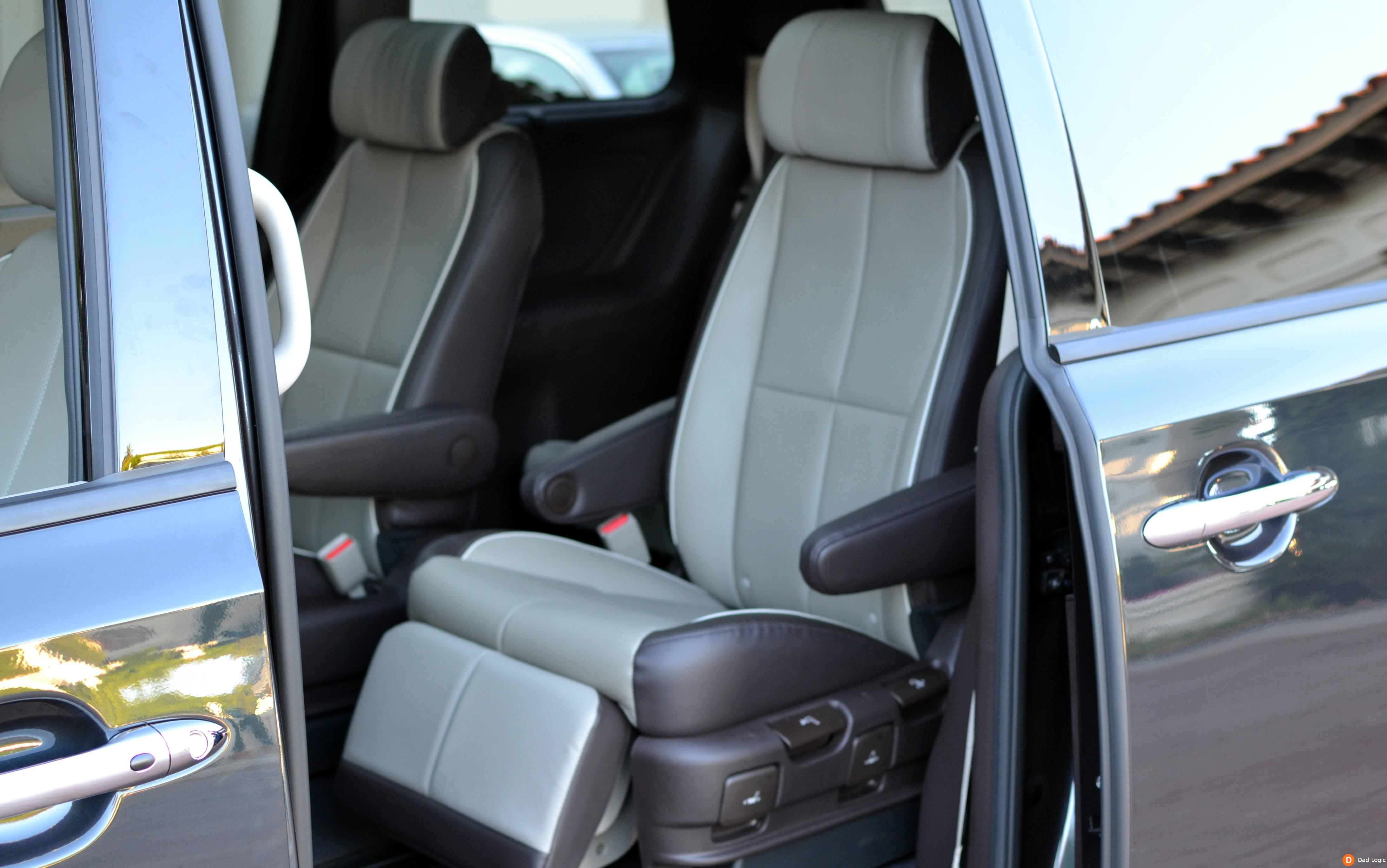 The 2015 Kia Sedona Will Change How You View Family Wagon Dad Sorento Captain Chairs 05