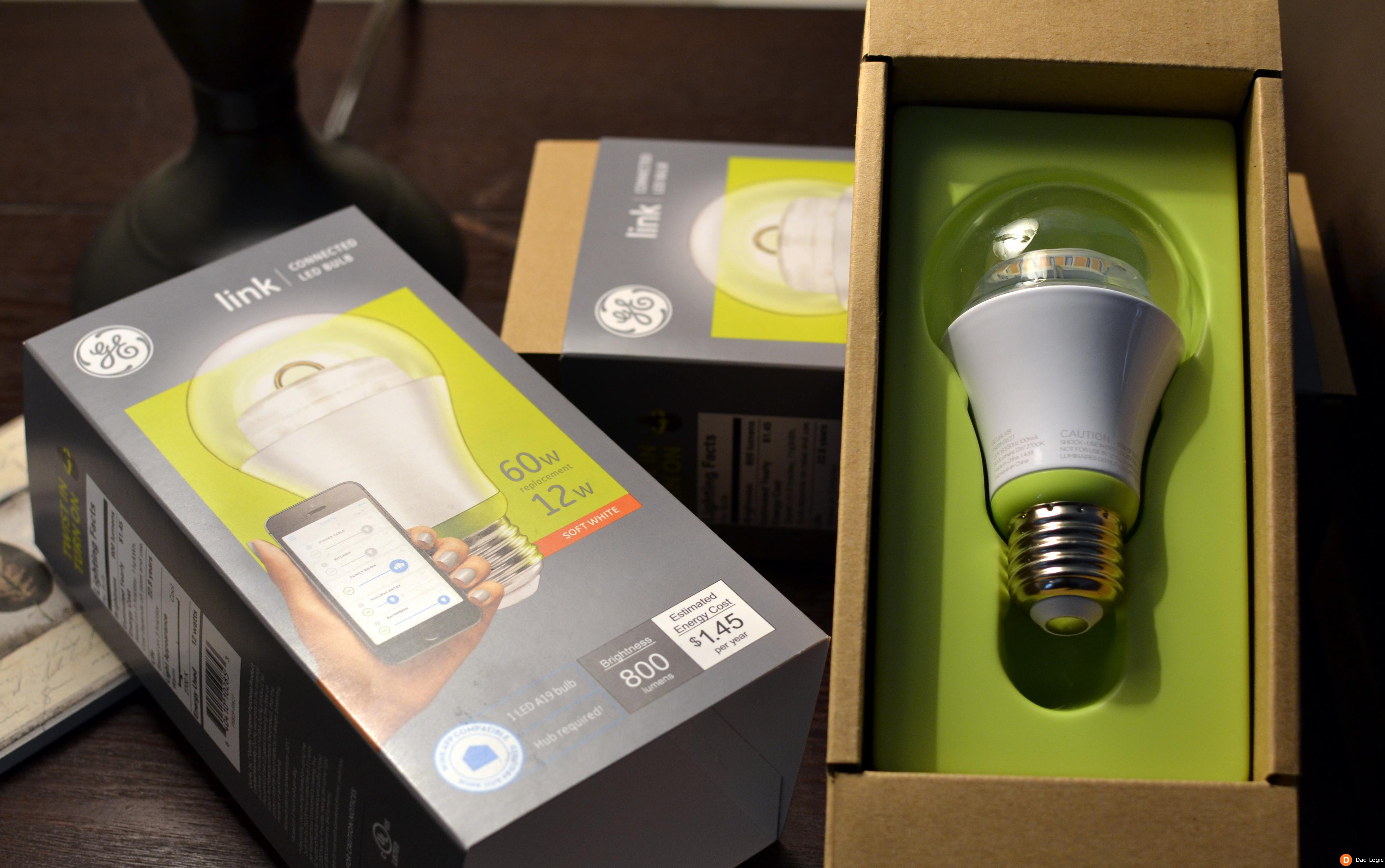 Is a GE Smart Light Bulb Worth the Cost? - Dad Logic