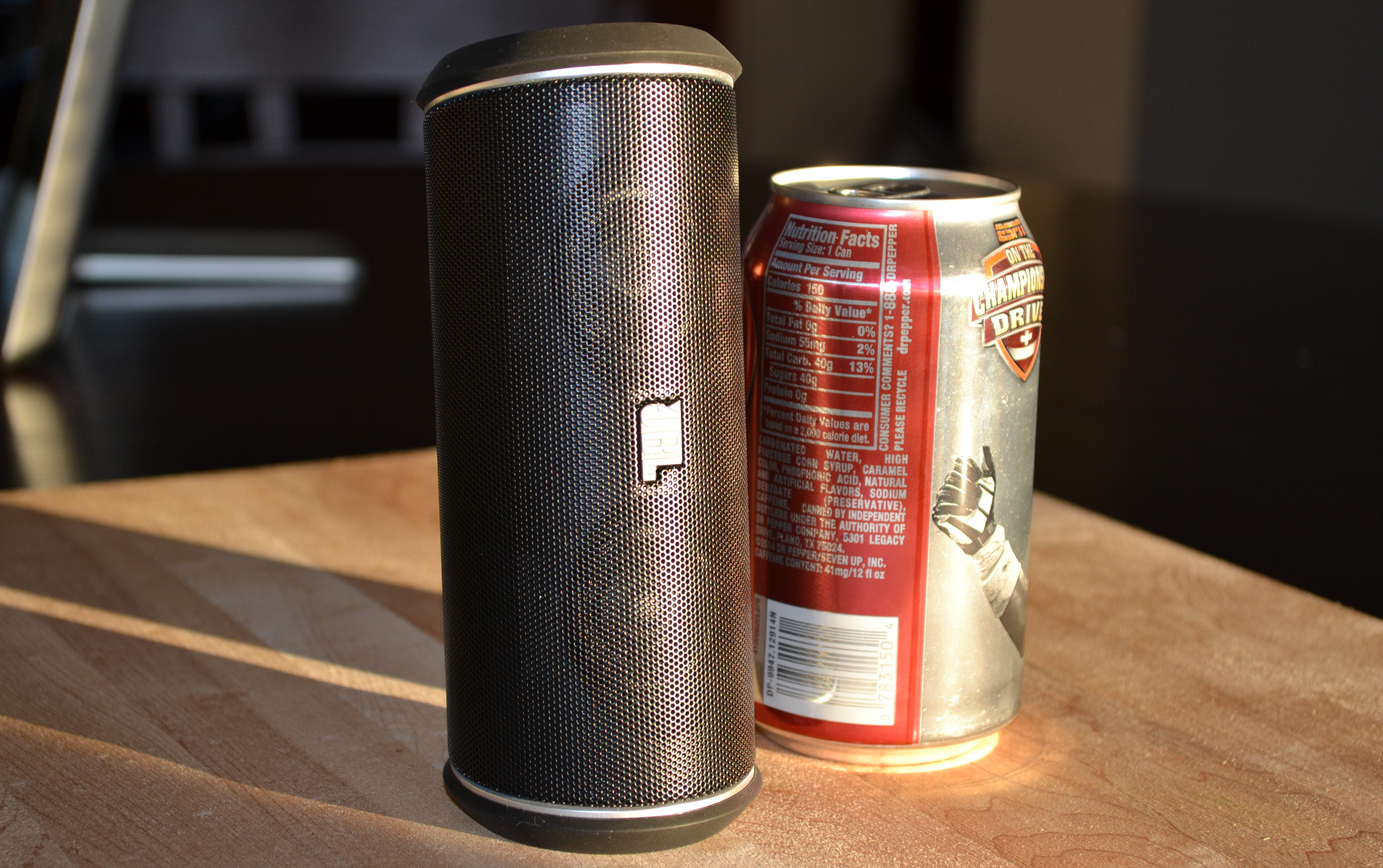 Jbl Flip 2 Speakers Are Small But Deliver Big Sound Dad Logic Clip Bluetooth Speaker Grey I Found That If A Call Comes In Can Use The As Phone It Even Has Microphone Built Into Which Was An Unexpected Surprise