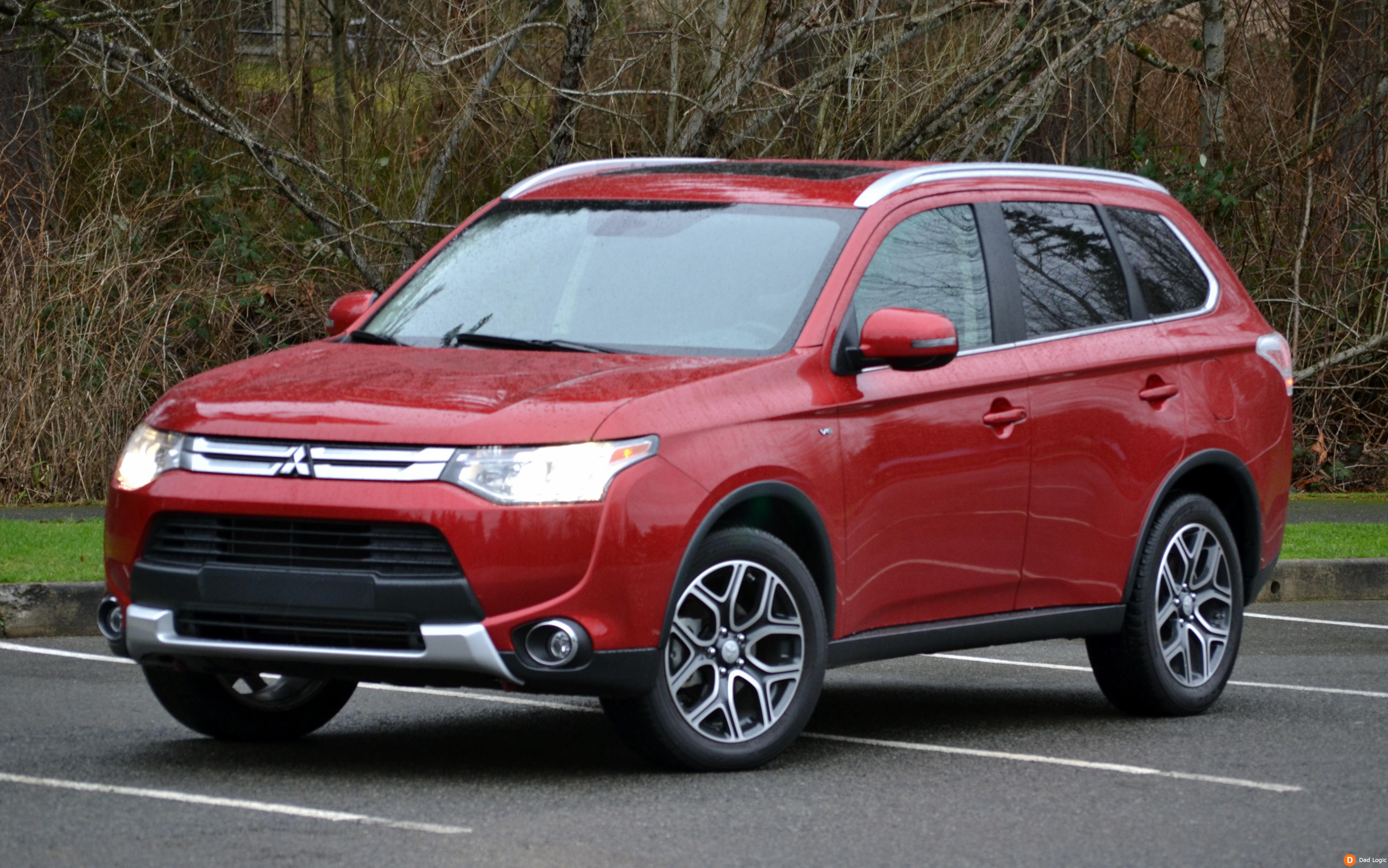 Mitsubishi outlander 2015 12