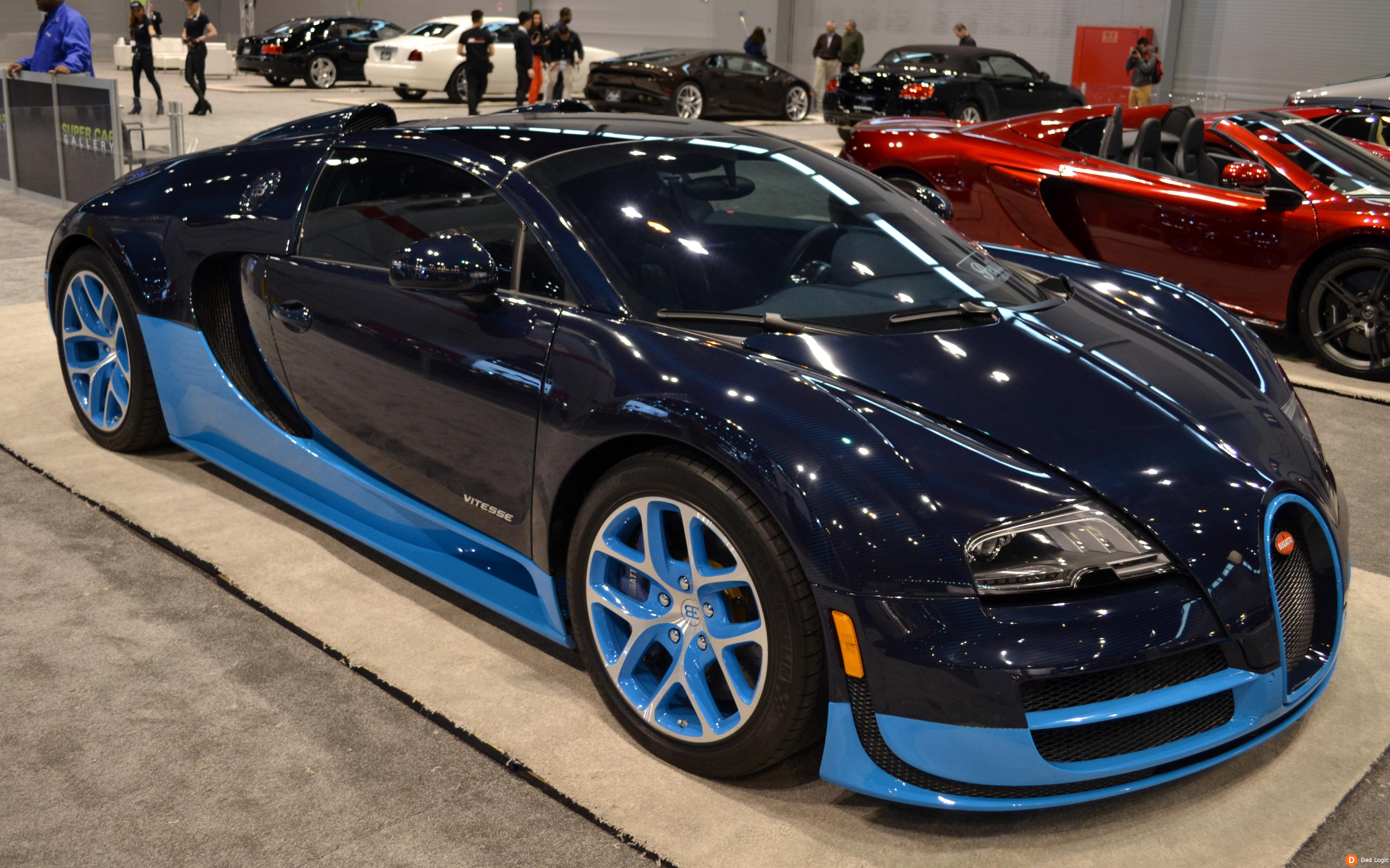 From Super Cars To The Family Minivan The Chicago Auto Show Has - Car show chicago today