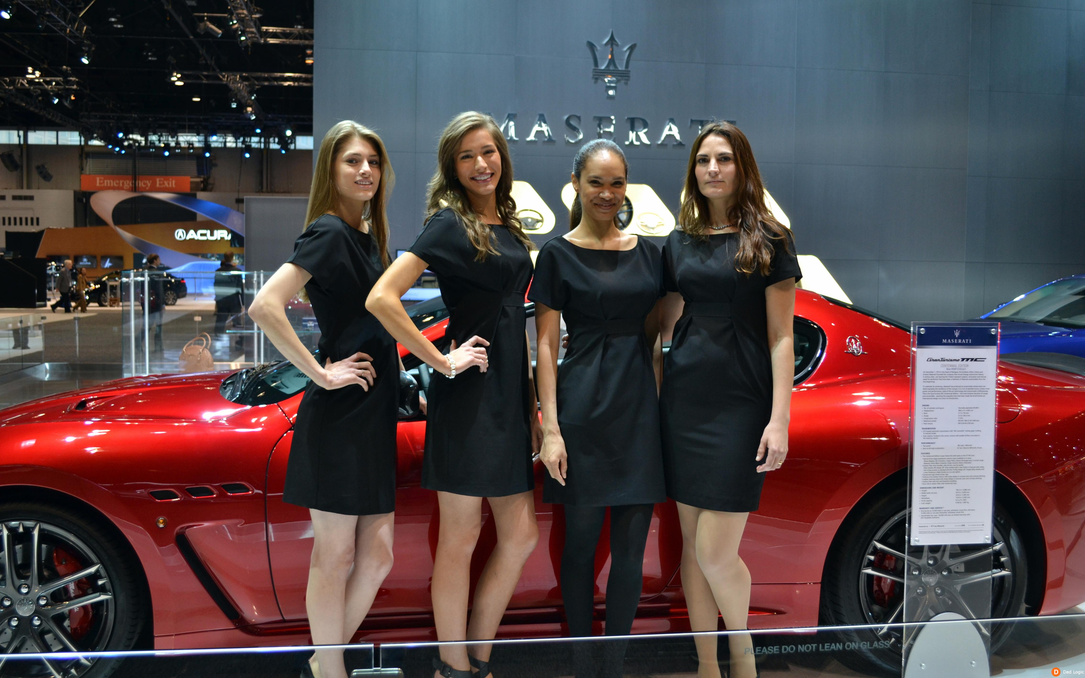 from super cars to the family minivan the chicago auto show has
