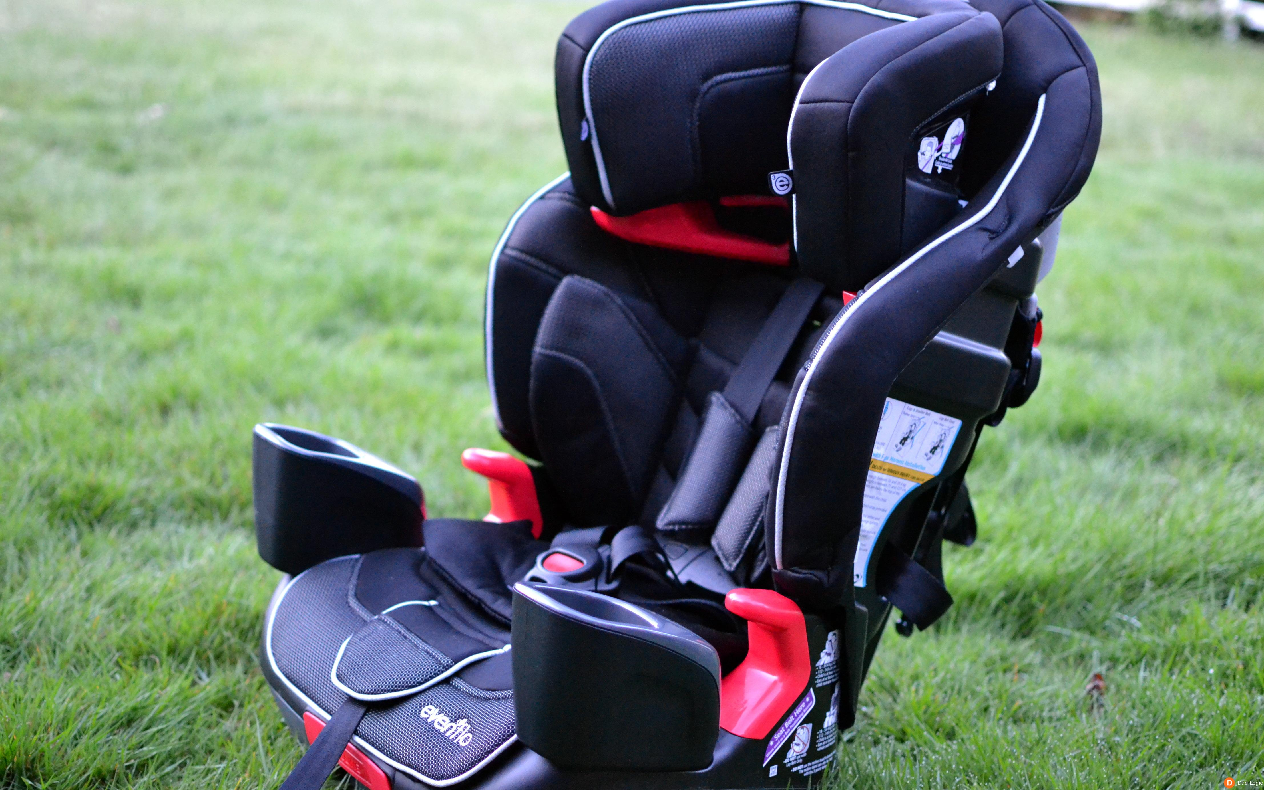 Is it Time to Transition Your Little One to a New Car Seat? - Dad Logic