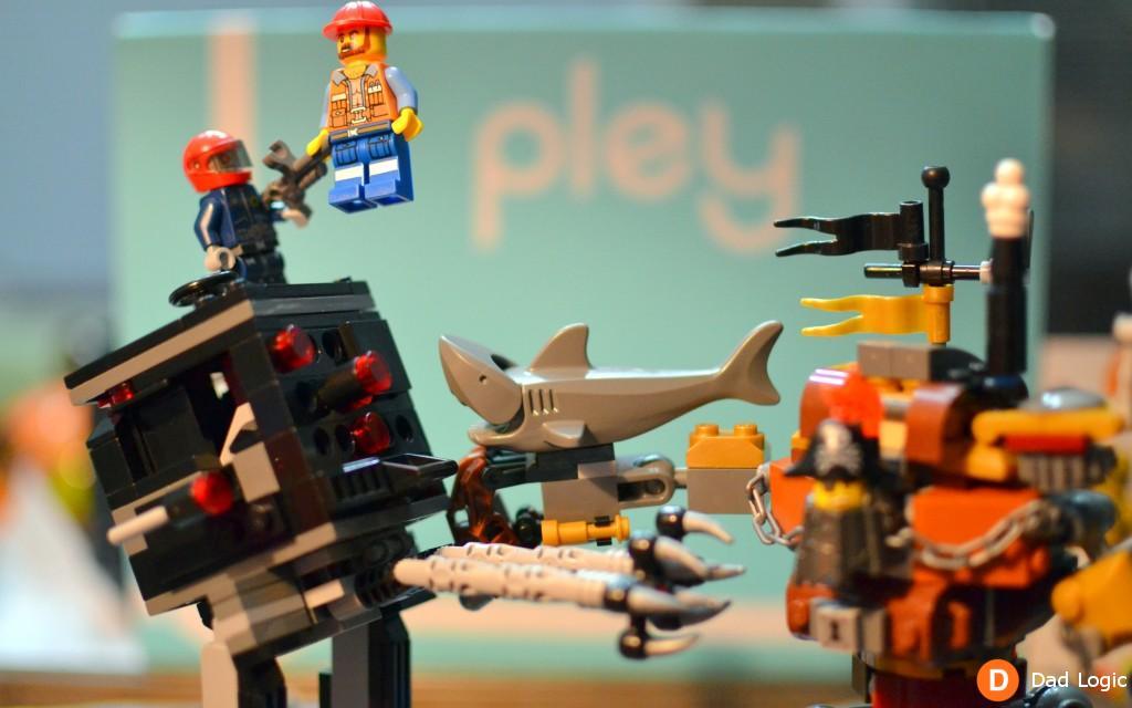 Pley is a Dream Come True for Children Who Love Legos