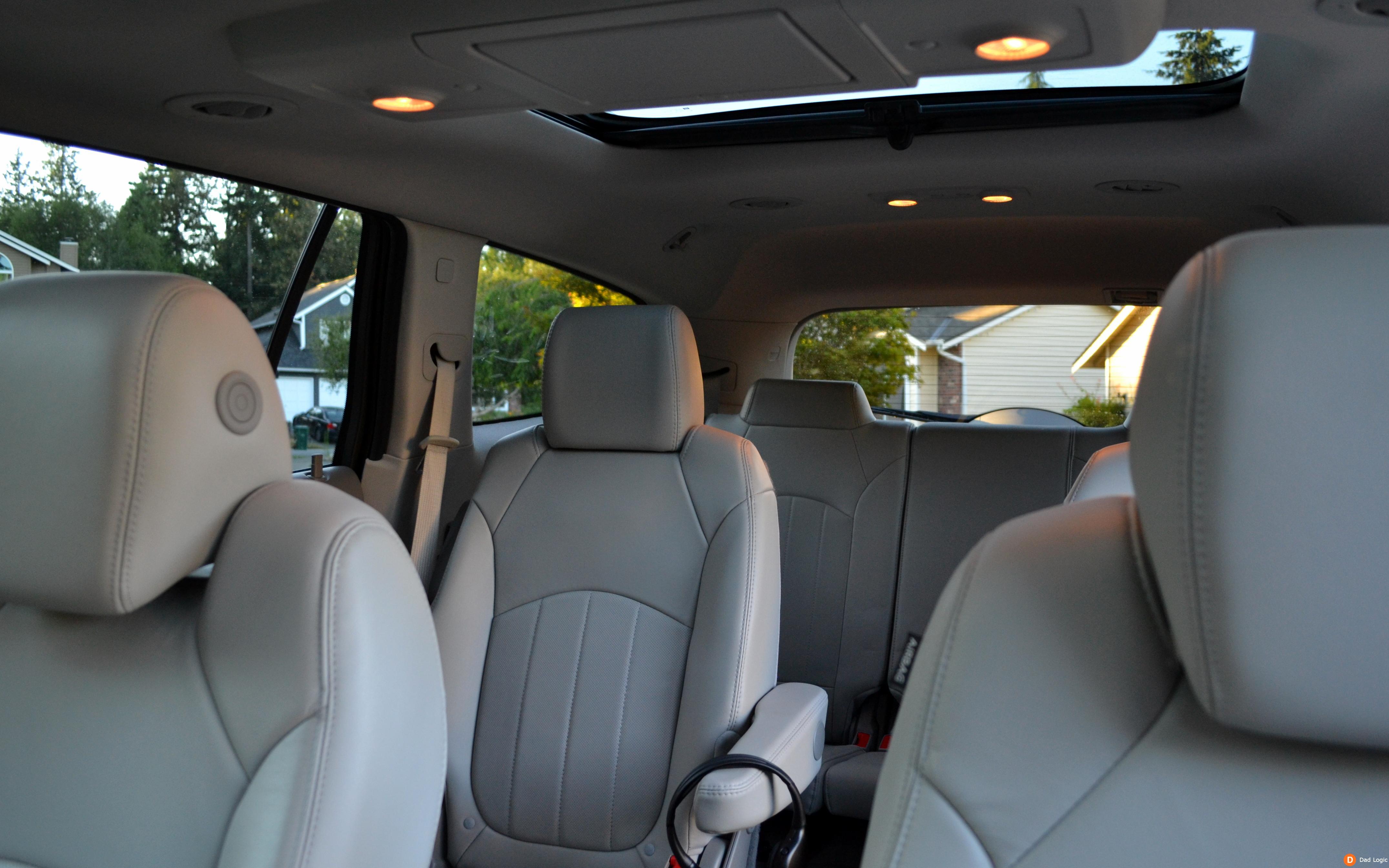 buick enclave interior 2019 2020 new car specs