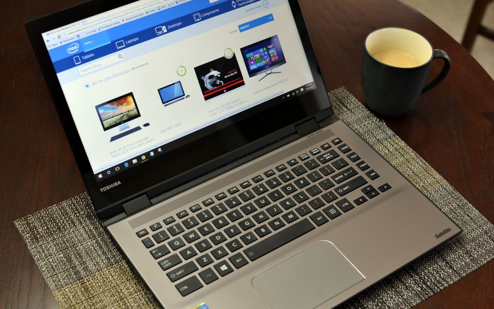 06e4d0111bd An Intel 2-in-1 is a Laptop with a Twist - Dad Logic