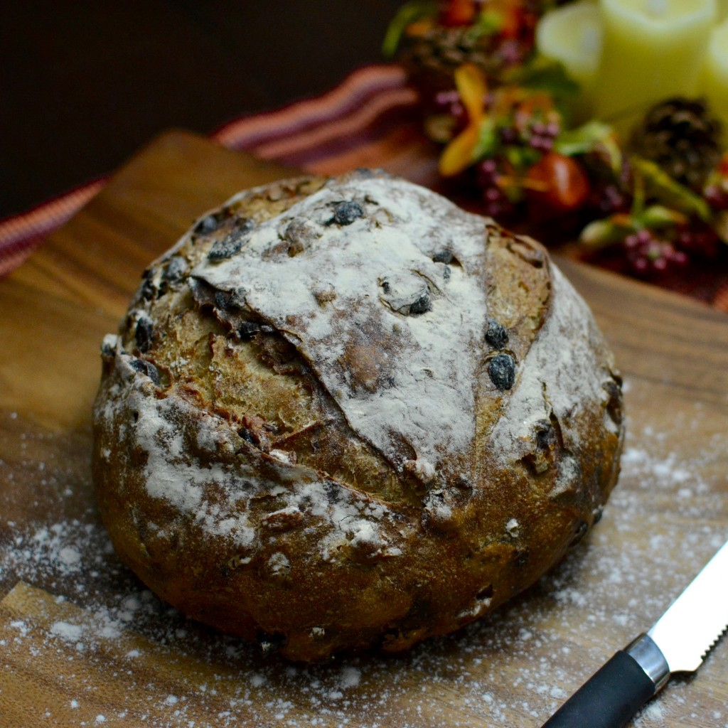 Cranberry Walnut Bread is the Perfect Addition to Your Holiday Table