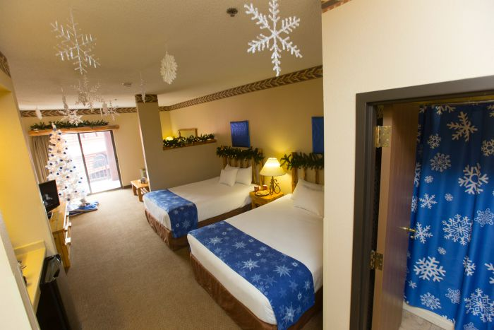 great wolf lodge snowland suite