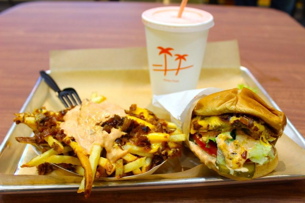 CaliBurger Gives Seattle a Taste of California