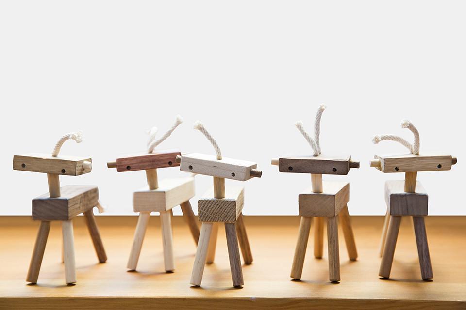 Monroe Workshop Has Fun, Modern Designs for Children's Toys
