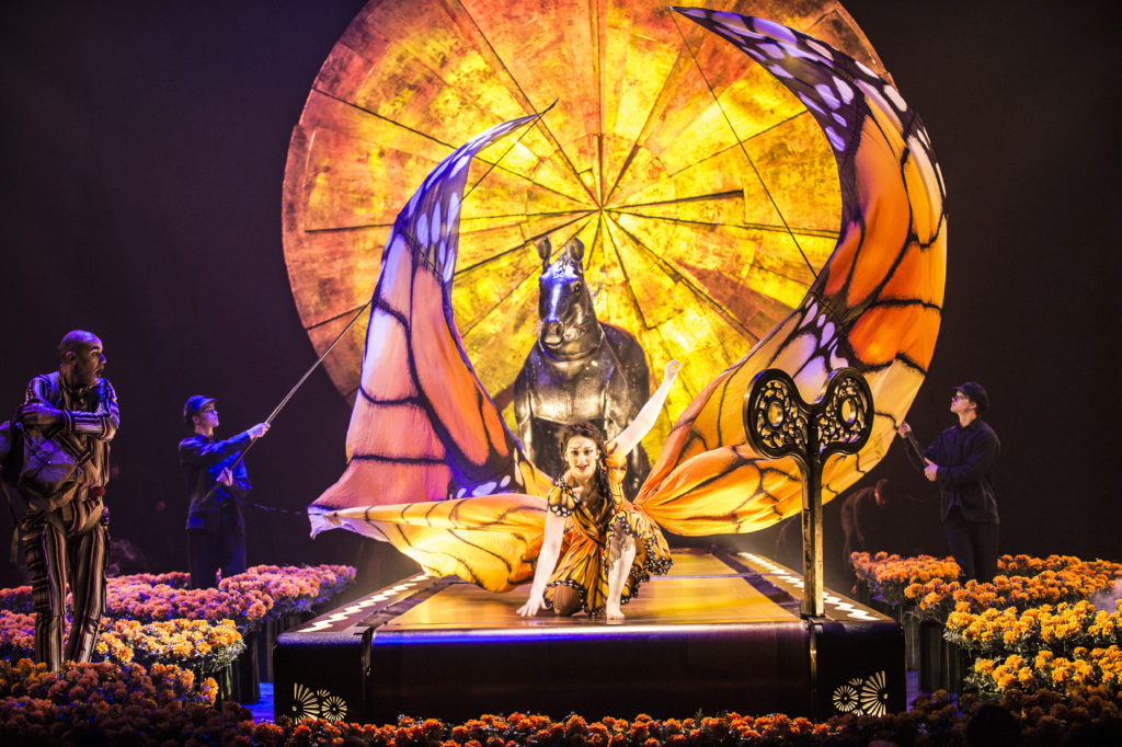 Cirque du Soleil's Luzia: A Waking Dream of Mexico is a Visual Delight for Families
